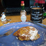 Tabasco goes with everything