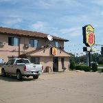Michigan City Super 8 Motel resmi