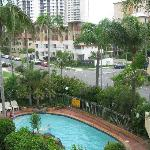 Foto van Grangewood Court Apartments Broadbeach