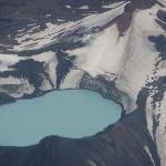  Crater lake, Mt Ruapehu