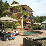 ภาพถ่ายของ Anchorage on Straddie Beachfront Island Resort