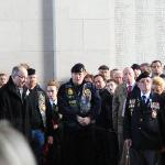  Attending the parade at the Menin Gate and laying a wreath