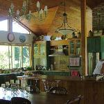  Deb Hostess at Acacia Bay Lodge in Kitchen