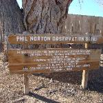  Honoring Phil Norton at Bosque del Apache NWR