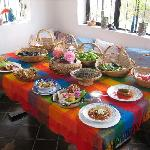 Foto de Mexican Home Cooking School and B&B