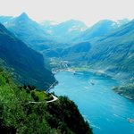 Geiranger Fjord