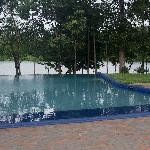  Cool infinity pool. Suriname&#39;s one and only.