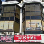 Φωτογραφία: Sparkling  Backpacker Hotel