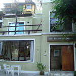 Yellow Stripe Hostel