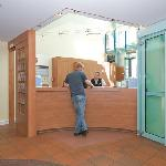  Rezeption B&amp;B Hotel Holledau