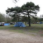 Burnbake Campsite