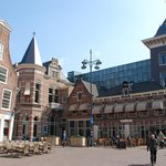 Just off the Grote Markt