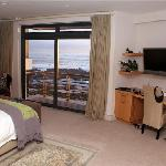 Robben Island Suite with view