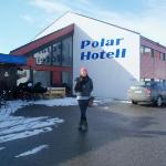 outside polar hotel