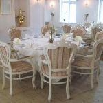  the lovely dining room