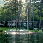 Chelka Lodge on Lake Georgeの写真