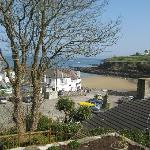 Foto de Portmellon Cove Guest House