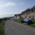 North kessock Village from the east