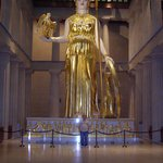 Athena Statue
