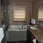 Great bathroom on each room