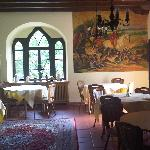  Burg Reichenstein - Dining