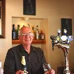  Rob - one of the General Factotum behind the bar