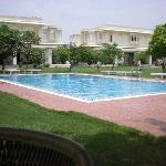  Swimming Pools at Alwar Bagh