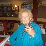 Mum in the flesk, oct 09