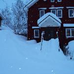Bild från The Red Ski House