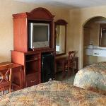 Double Bed Amenities