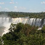  Iguazu-Wasserflle (argent. Seite)