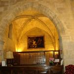  Lobby of Hotel des Augstins, a former monastery ~ where I stayed. (Martin Luther slept here ...)
