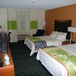 Fairfield Inn Forsyth Decatur Foto