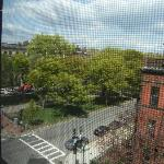  View from my room (intersection of Gloucester St and Commonwealth Ave)