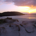 Fabulous Sunsets at Achmelvich