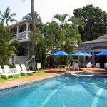  Plantation Inn pool &amp; courtyard