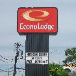 Foto de Econo Lodge Jersey City
