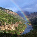 Magic in the Salt River Canyon of Arizona