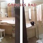  Grosses Badezimmer