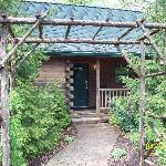 The Wild Rose Cabin