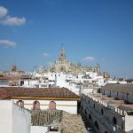 Vistas desde la terraza/view from the rooftop