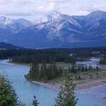  Athabasca river