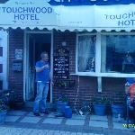 Touchwood hotel front
