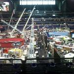 Lucas Oil Stadium - FDIC 2010