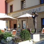 Hotel Biograf Pisek