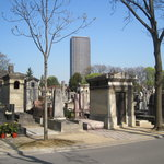 Friedhof Montparnasse (Cimetire Montparnasse)