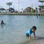  shallow beach for kids