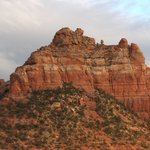 beauutiful red rocks of Sedona