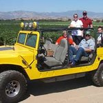 Backroad Wine Tours