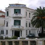  Seafront facade